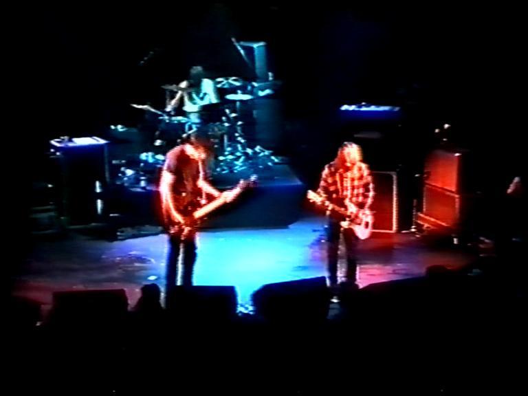 Nirvana: Recitales 1988 - 1994 11-03-89mc