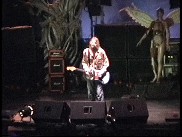 Nirvana territorial pissings live at the paramount 1991 - 3 10