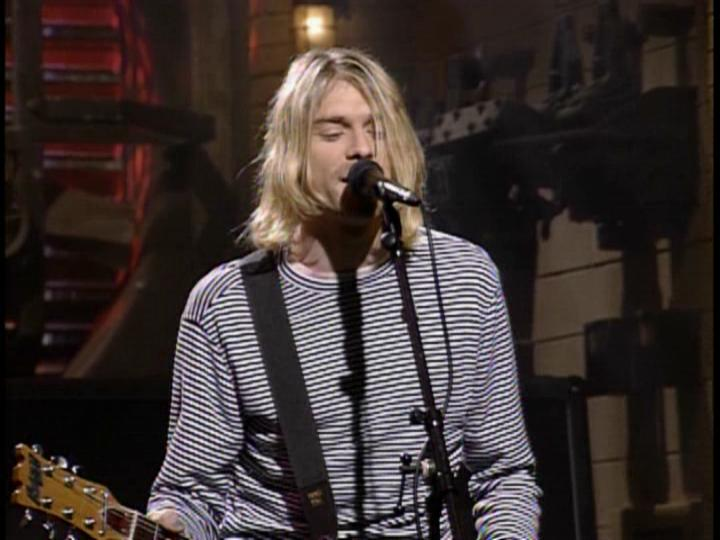 Live Nirvana Live Nirvana Dvd Guide Saturday Night
